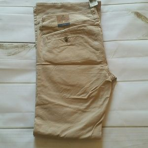 NWT, Artist Stretch American Eagle Pants Size 8